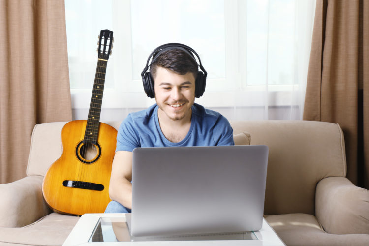 Simply Music lessons online